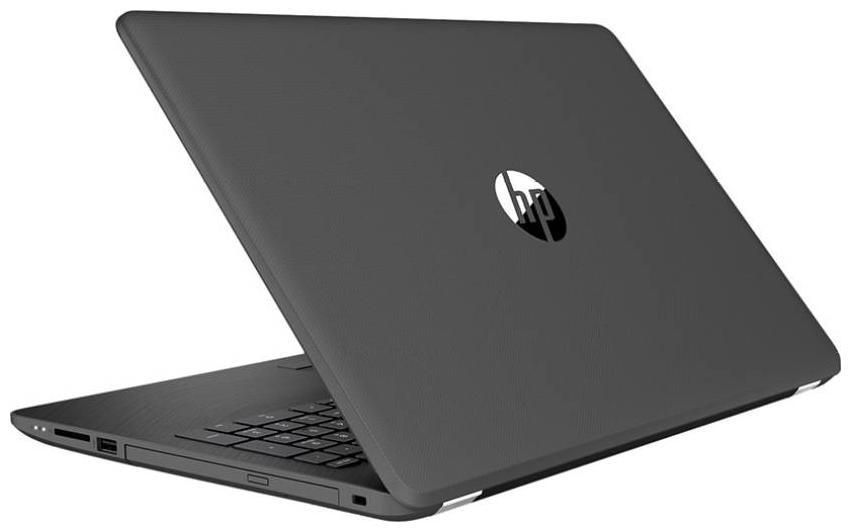 "HP 15-bu024tu Laptop (Intel Core i3 7th Gen 7020U @2.3GHz/4GB DDR4 RAM/1TB HDD/15.6"" Diagonal HD Screen/DOS) Smoke Gray"