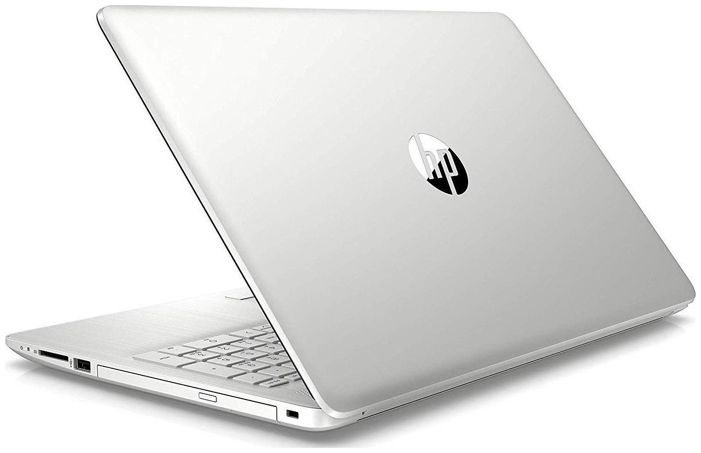 HP 15 (Core i3-7th Gen/4 GB/1 TB/ 39.62 cm (15.6 Inch) FHD/ Windows 10 with MSO H&S )15-da0327tu (Natural Silver, 2.1 Kg)