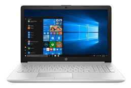 HP 15q-bu039TU (Core i3 (7th Gen)/4 GB/1 TB/39.62 cm (15.6 Inch)/Windows 10/Integrated) (Smoke Grey)