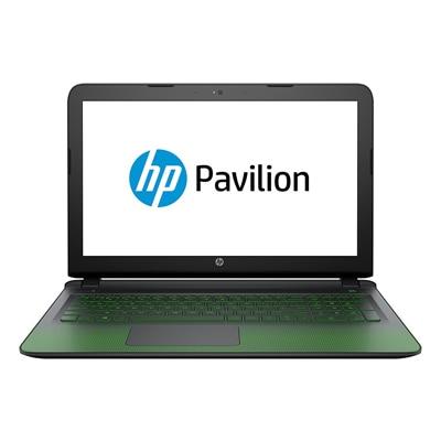 "HP Pavilion Gaming 15-AK007TX (Core i7 (6th Gen 6700HQ)/4 GB/1 TB/39.62 cm (15.6"") FULL HD/Windows 10/4 GB Graphics) (Black)"