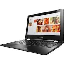Lenovo 300-11iby (80M0007LIN) (2 in 1) (Pentium Quad Core (1st Gen)/4 GB/500 GB/29.21 cm (11.5)/Windows 10) (White)