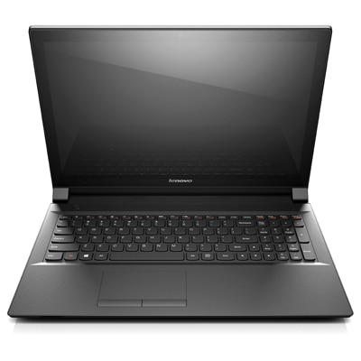 Lenovo B50-80 Laptop (Pentium Dual Core (4th Gen)/4 GB/500 GB/39.62 Cm (15.6)/DOS/FPR/3 YRS) (Black)