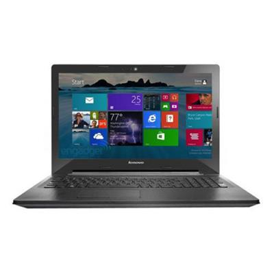 "Lenovo G50-45 (80E3022BIH) Laptop (AMD Dual Core E1/4 GB/500 GB/39.62 cm (15.6"")/Windows 10) (Black)"