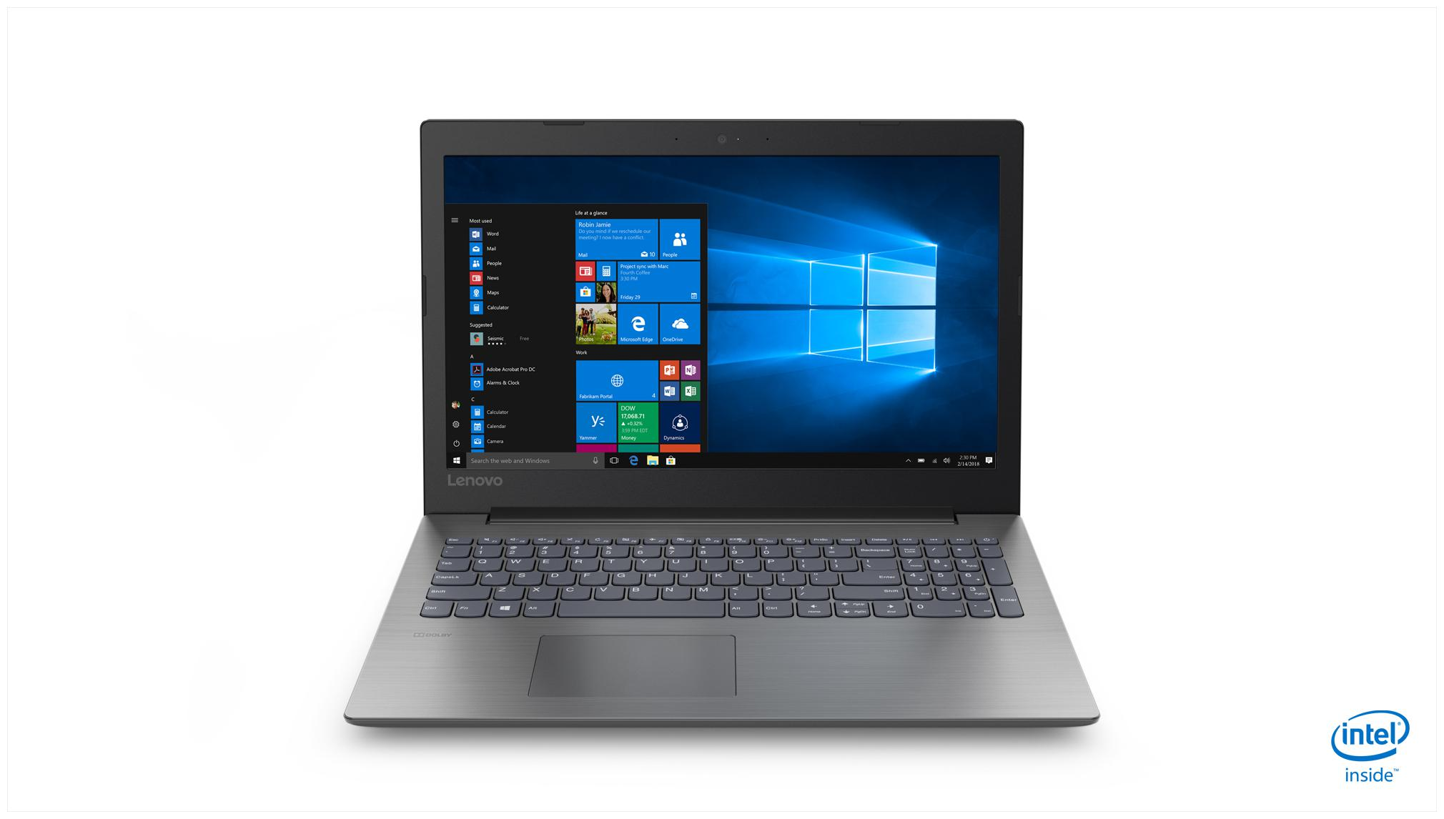 Lenovo Ideapad 330 (Core i5 - 8th Gen/8 GB RAM/1 TB HDD/39.62 cm (15.6 Inch) FHD/DOS) 81DE01Q6IN (Onyx Black , 2.2 Kg)