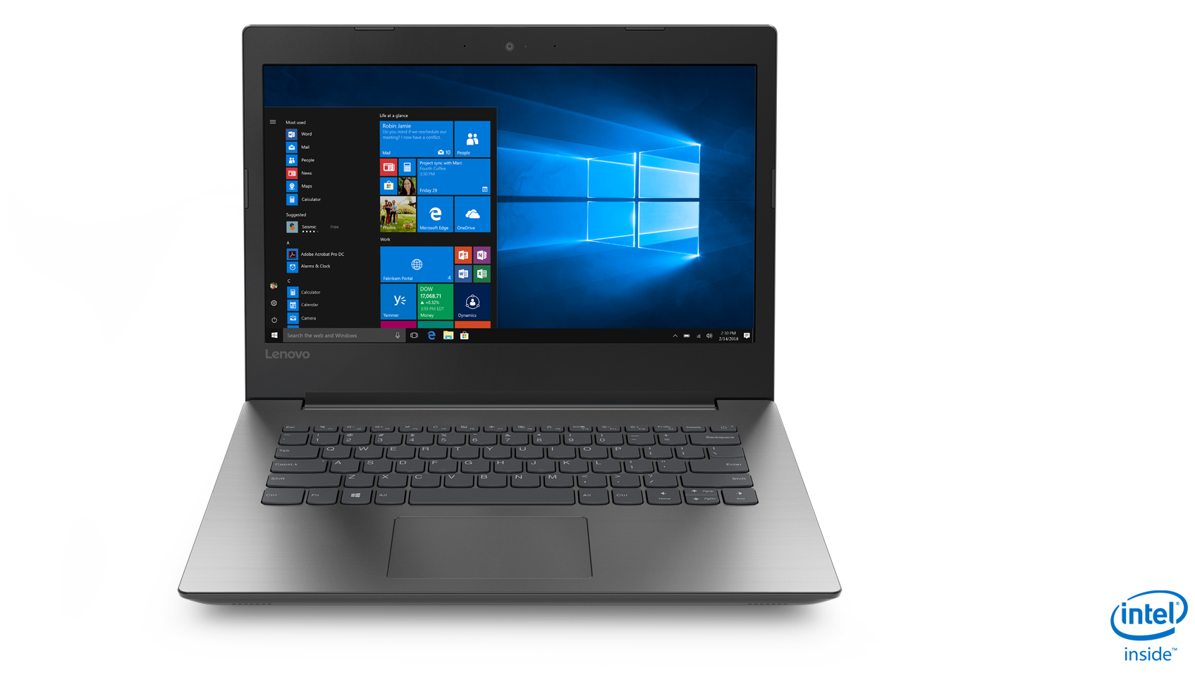Lenovo Ideapad 330 (Core i5 - 8th Gen/8 GB RAM/1 TB HDD/39.624 cm (15.6 inch)/DOS/4 GB Graphics) 81DE01JXIN (Onyx Black 2.2 Kg)