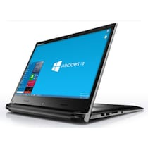 Lenovo Yoga 500 (80N400MLIN) Laptop (Core i5 (5th Gen)/4 GB/500 GB HDD/8 GB SSD/35.56 cm (14)/Windows 10) (Black)