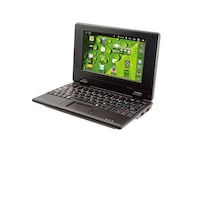 Vox (VN-02) Netbook (ARM Cortex-A9/ 512 MB/ 4 GB/ Android 4.1) (Black)