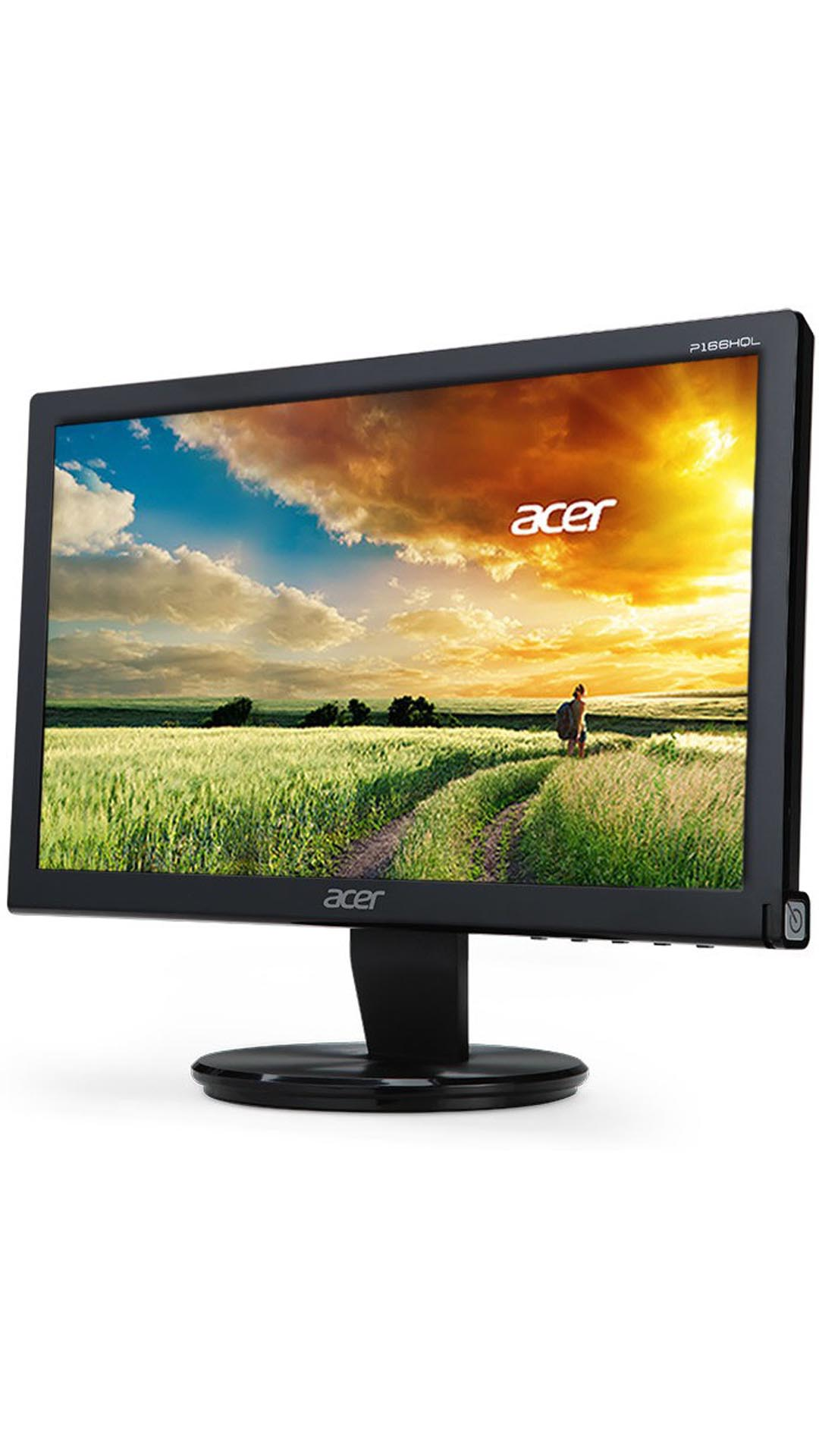 Acer P166HQL 39.6 cm (15.6) LED Backlit LCD Monitor