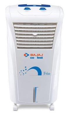 Bajaj Glacier Frio 23 L Personal Air Cooler (White)