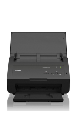 Brother-ADS-2100-Flat-Bed-Scanner