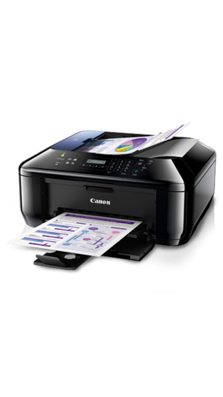 Canon-Pixma-E610-Multi-function-Inkjet-Printer