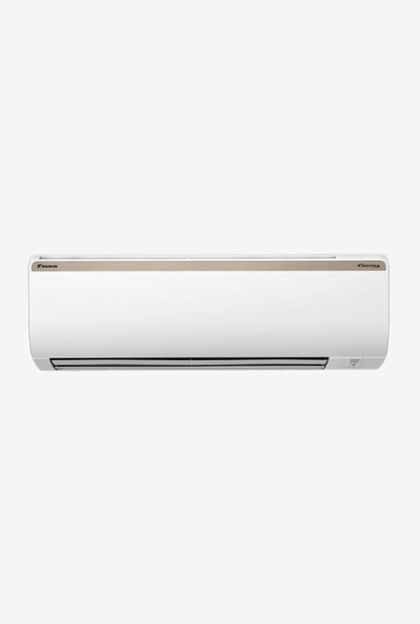 Daikin 1.8 Ton 3 Star (2018) Inverter Split AC (Copper, FTKL60TV16U, White)