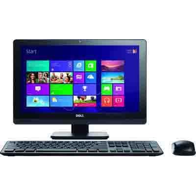 Dell Inspiron One 20 3048 All-in-One (3048341TBiB) (4th Gen Ci3/4 GBDDR3/1 TB HDD/49.53 cm (19.5)/Win8.1) (Black)