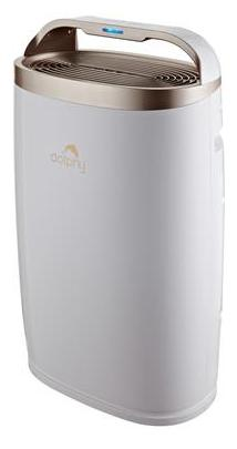 Dolphy 65W Touch Air Purifier With HEPA Filter