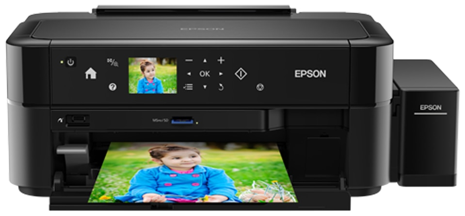 Epson L810 Ink Tank Single Function System Printer