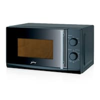 Godrej 20 L Solo Microwave Oven (GMX 20SA2BLM, Black)