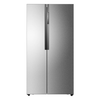 Haier 565 L Side By Side Refrigerator HRF 618 SS
