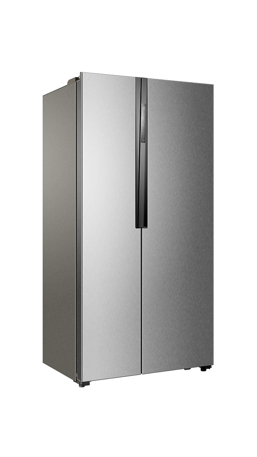 Haier HRF 618 SS 565 L Side By Side Refrigerator