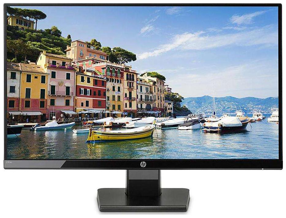 HP 24W 23.8-Inch Display IPS LED Backlit Monitor (Full HD)