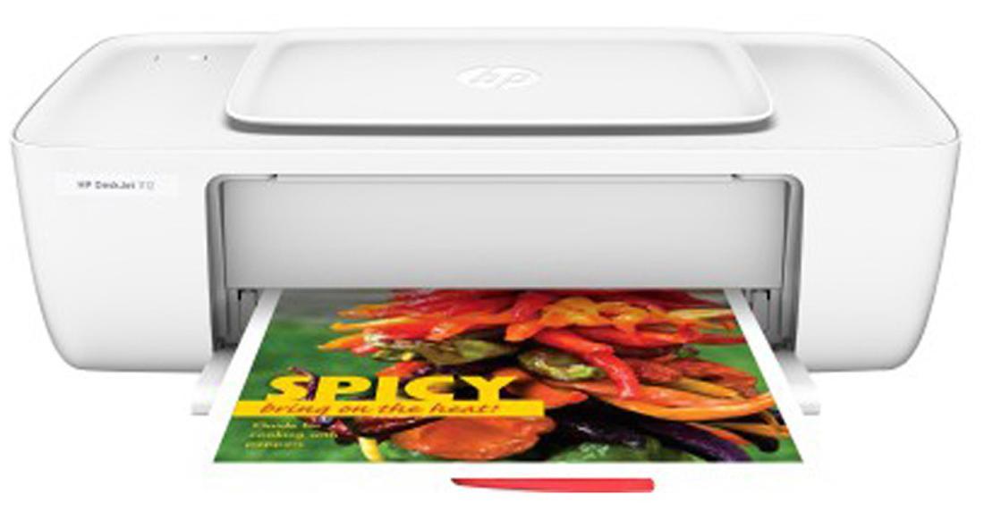 HP DeskJet 1112 Single-Function Inkjet Printer