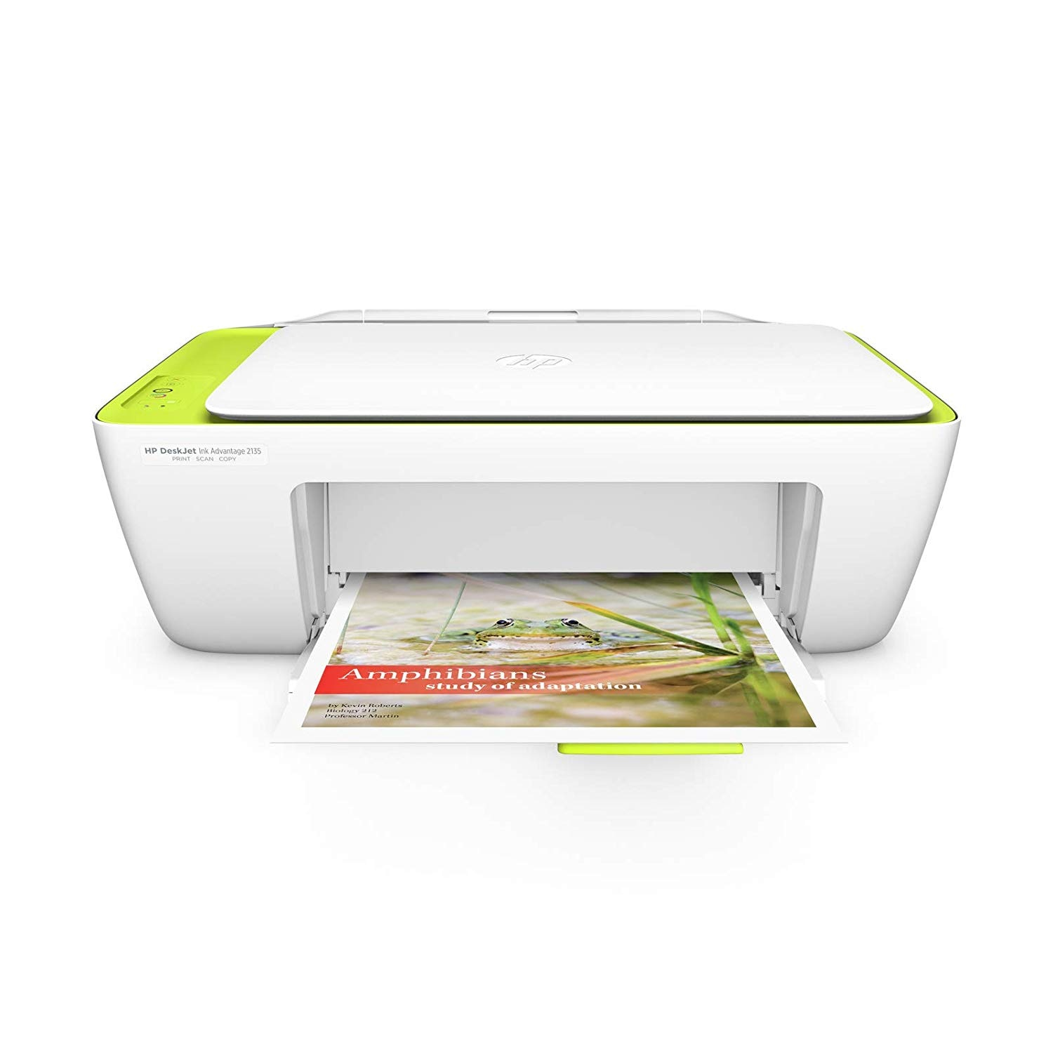 HP DeskJet Ink Advantage 2135 (F5S29B) Multi-Function Inkjet Printer
