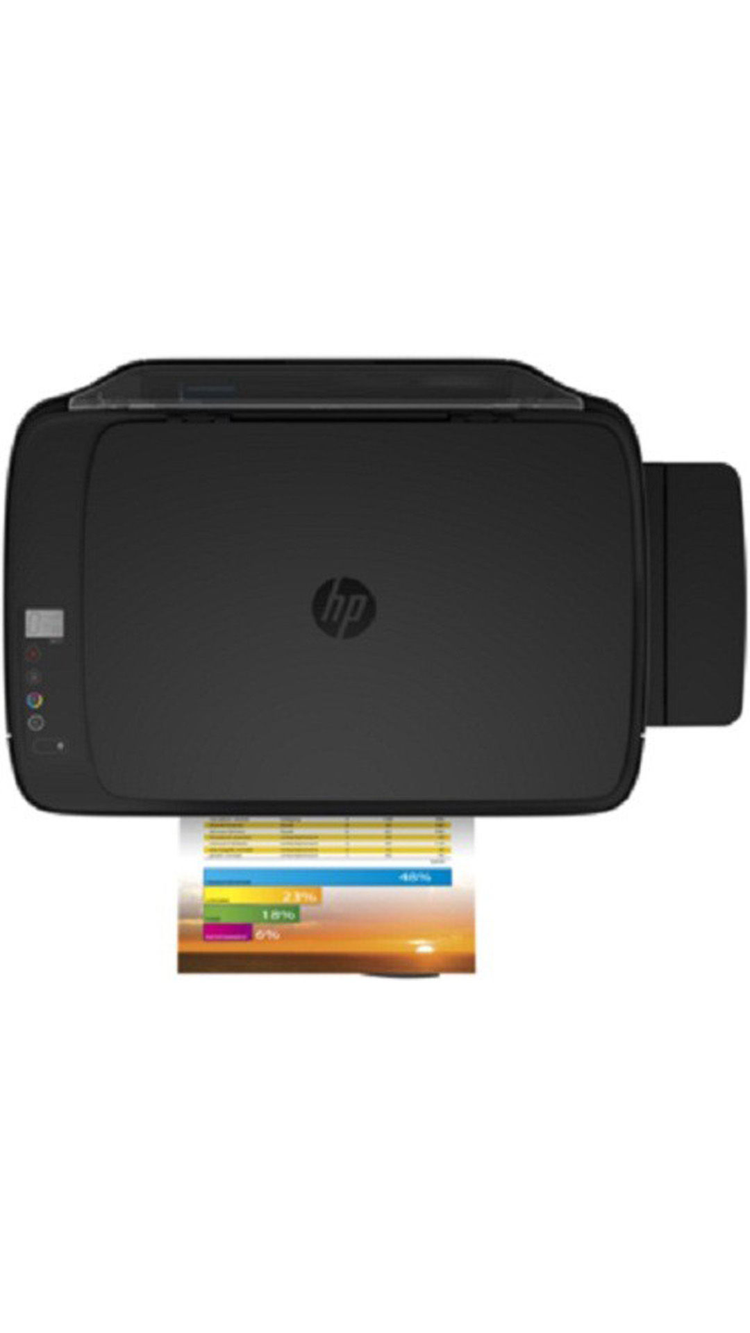 HP GT 5810 Multi-Function Inkjet Printer (Black)
