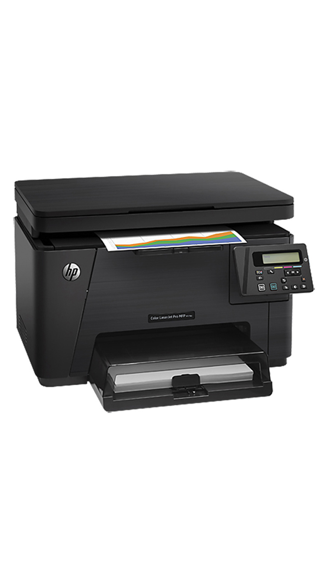 HP LaserJet Pro MFP M176n Multifunction Printer