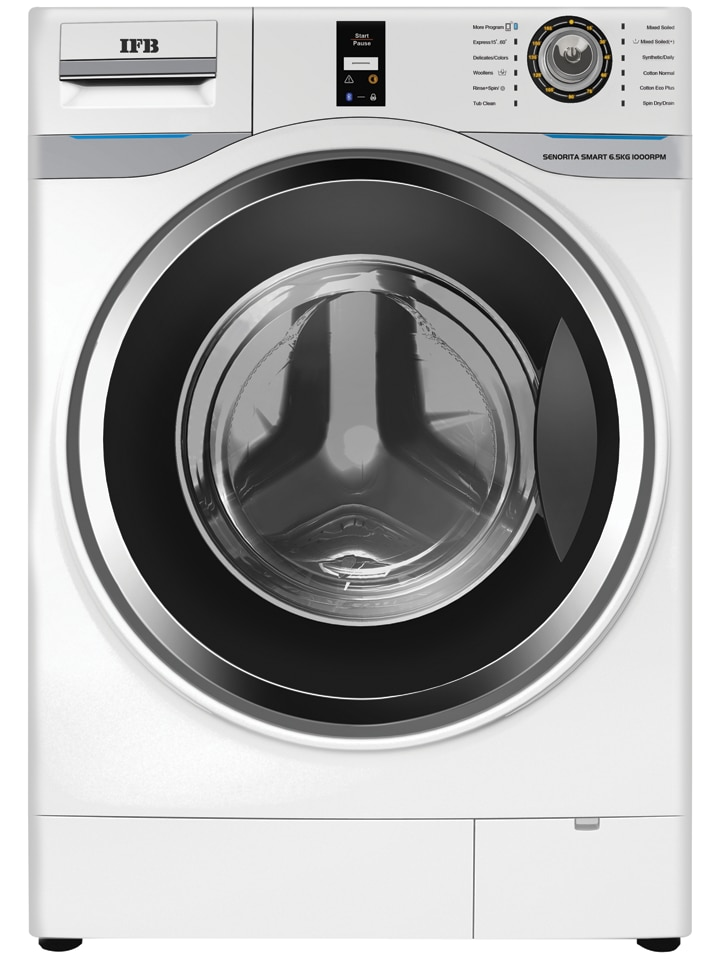 IFB Senorita Smart KG 6.5KG Fully Automatic Front Load Washing Machine