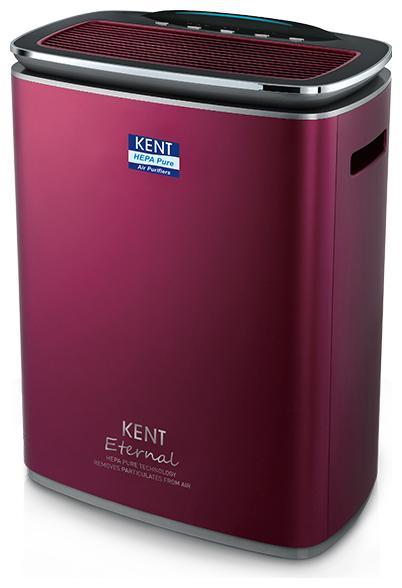 KENT Eternal Portable Air Purifier Maroon