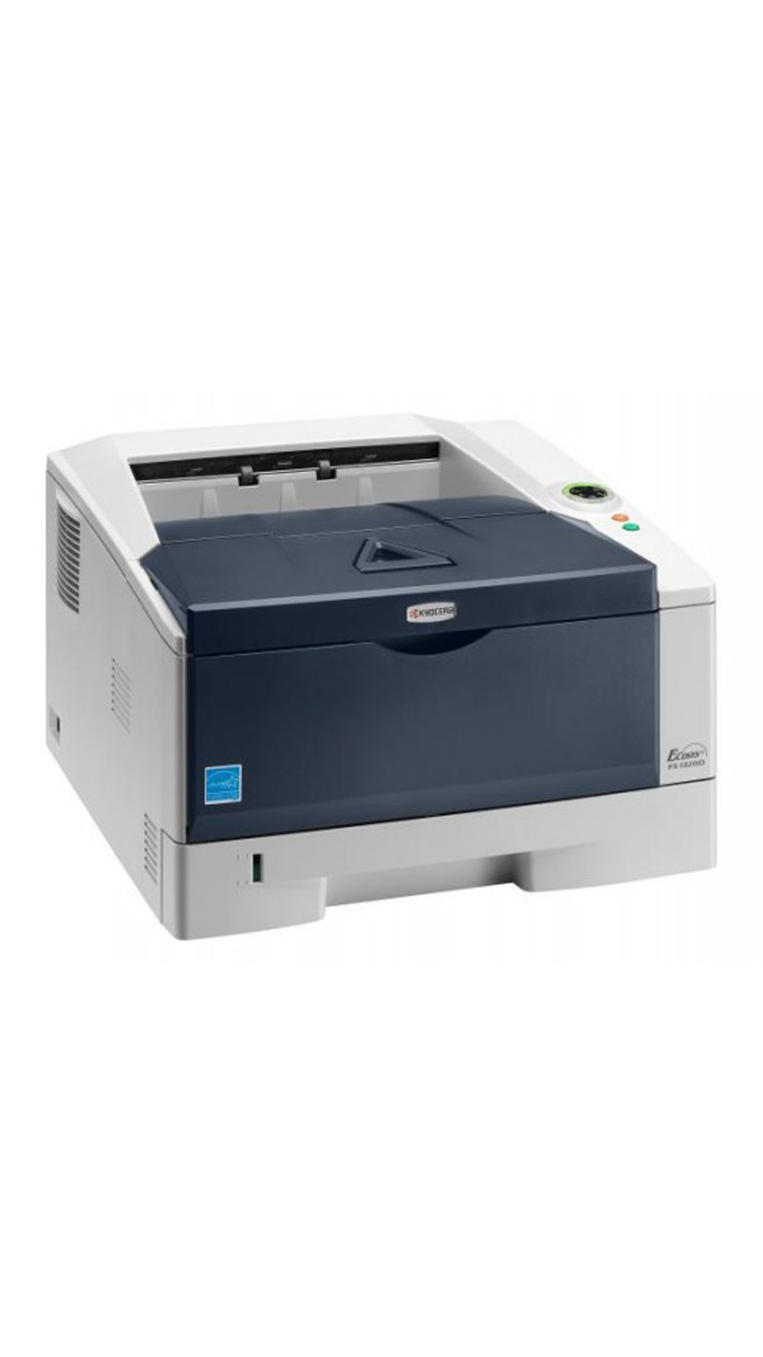 Kyocera FS-1320D Single-Function Laser Printer