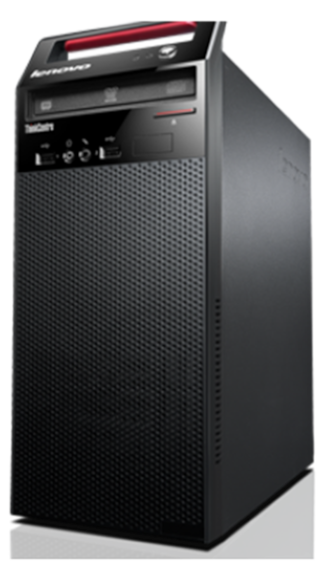 Lenovo ThinkCentre Edge 73 (10ASA08GIG) (Intel Core i3-4150/4 GB/500 GB/Windows 8.1 Pro) Desktop