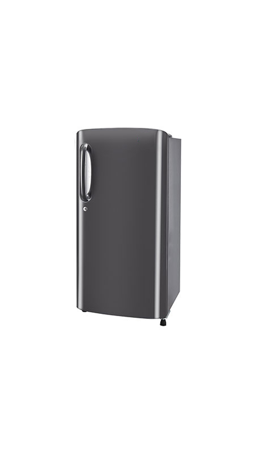 LG GL-B201ATNL 190 L Single Door Refrigerator (Titanium)