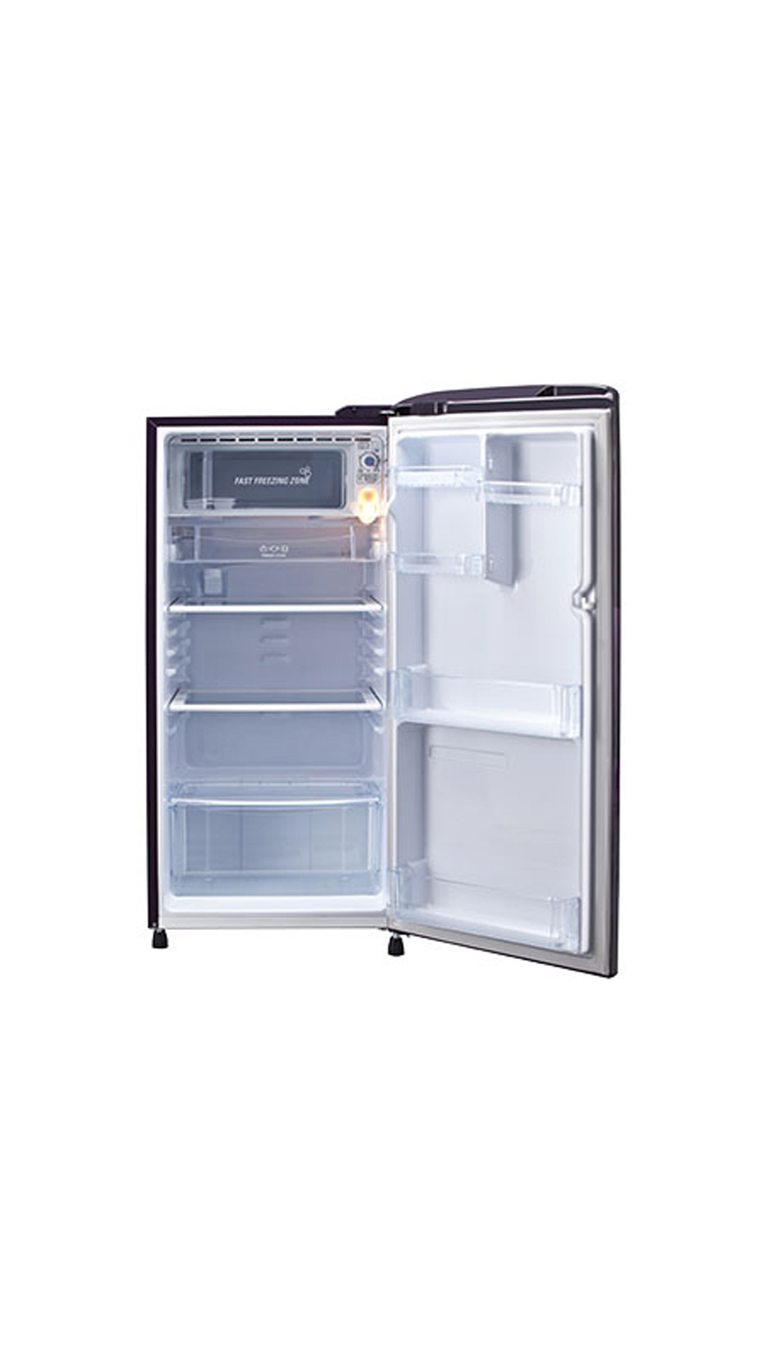 LG GL-B201APAN 190 L Single Door Refrigerator (Purple Aster)