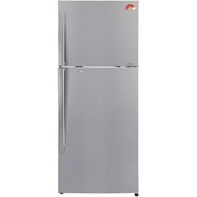 LG 335 L Frost Free Double Door Refrigerator (GL-U372JPZX) (Shiny...
