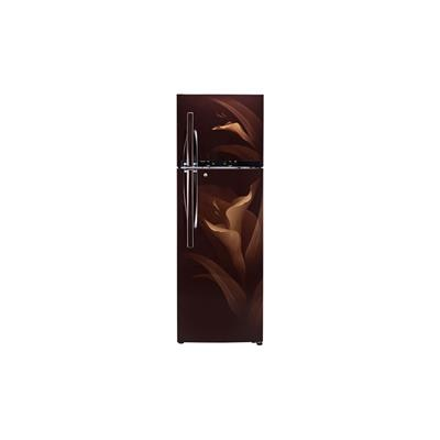LG 360 L Double Door Refrigerator GL-T402EALY