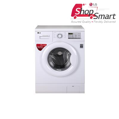 LG 6 Kg Fully Automatic Front Loading Washing Machine FH0H3NDNL02