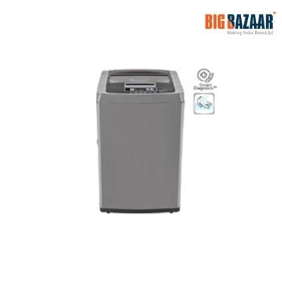 LG 6.5 kg Fully Automatic Top Loading Washing Machine T7567TEDLH
