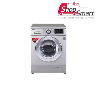 LG 6.5 Kg Fully Automatic Front Loading Washing Machine FH0G6WDNL42
