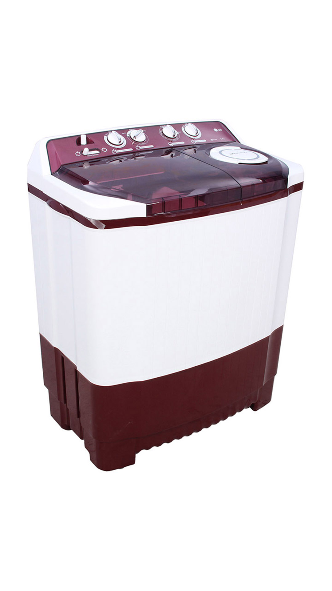 LG P7853R3S Semi Automatic Top Loading 6.8 kg Washing Machine