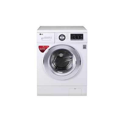 LG 8 Kg Fully Automatic Front Loading Washing Machine FH4G6TDNL22