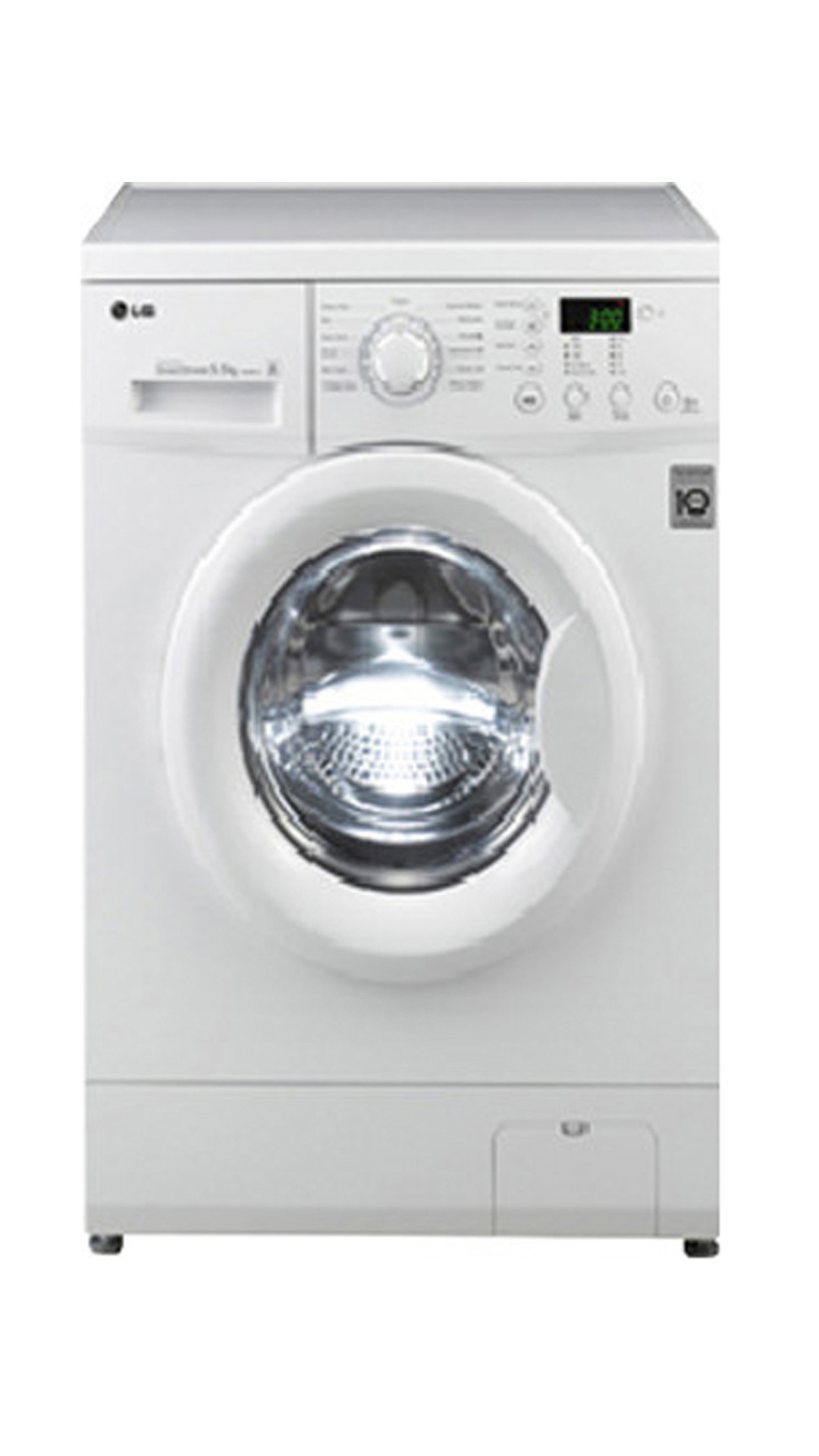 LG F7091MDL2 Fully Automatic Front Loading 5.5 Kg Washing Machine