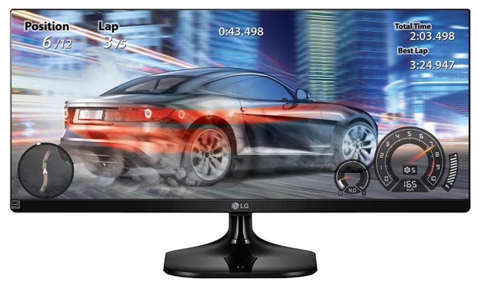 LG UltraWide 25UM58-P 63.5 cm (25 inch) LED Monitor