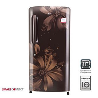 LG215 L11Single DoorRefrigeratorLG GL-B221AHAW