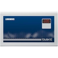Luminous ToughX TA150D Voltage Stabilizer for up to 1.5 Ton AC ( 150V-270V) (Grey)