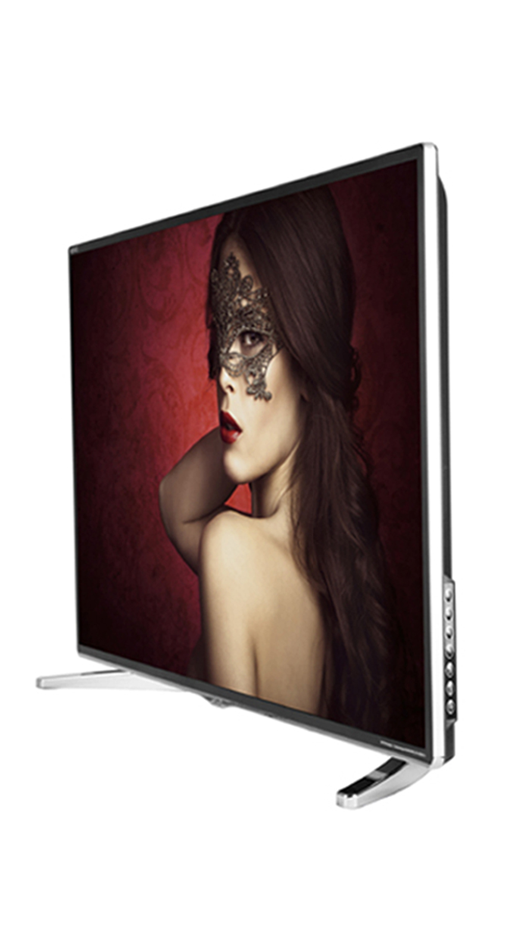"""Mitashi MiDE040v02 FS 101.6 cm (40"""") Full HD Smart LED TV (Free Air Mouse) with 3 Years Warranty"""
