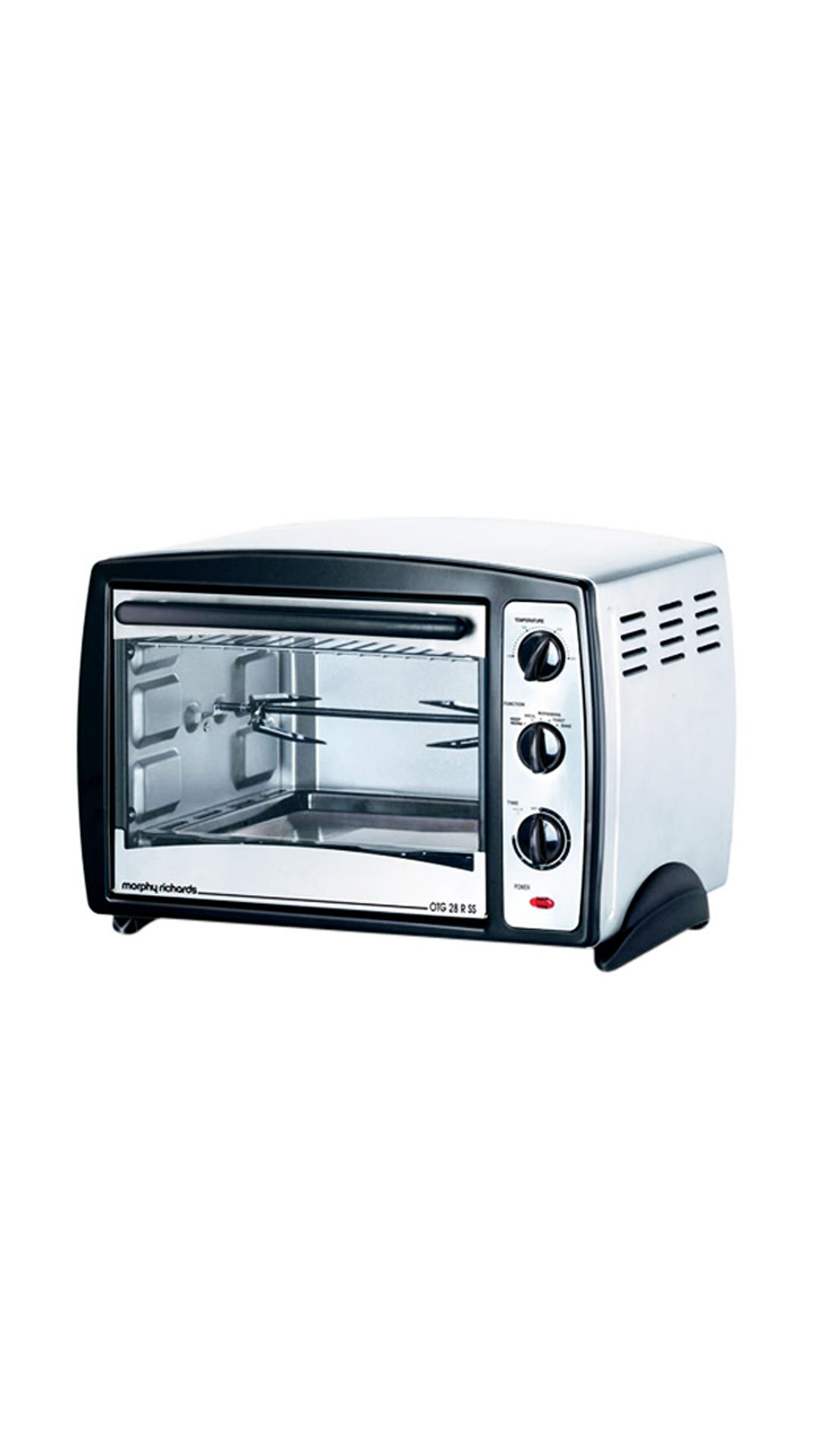 Morphy Richards 28 R Ss 28 L Otg Oven Silver