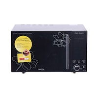 Onida 23 L Convection Microwave Oven (MO23CJS11B, Black)