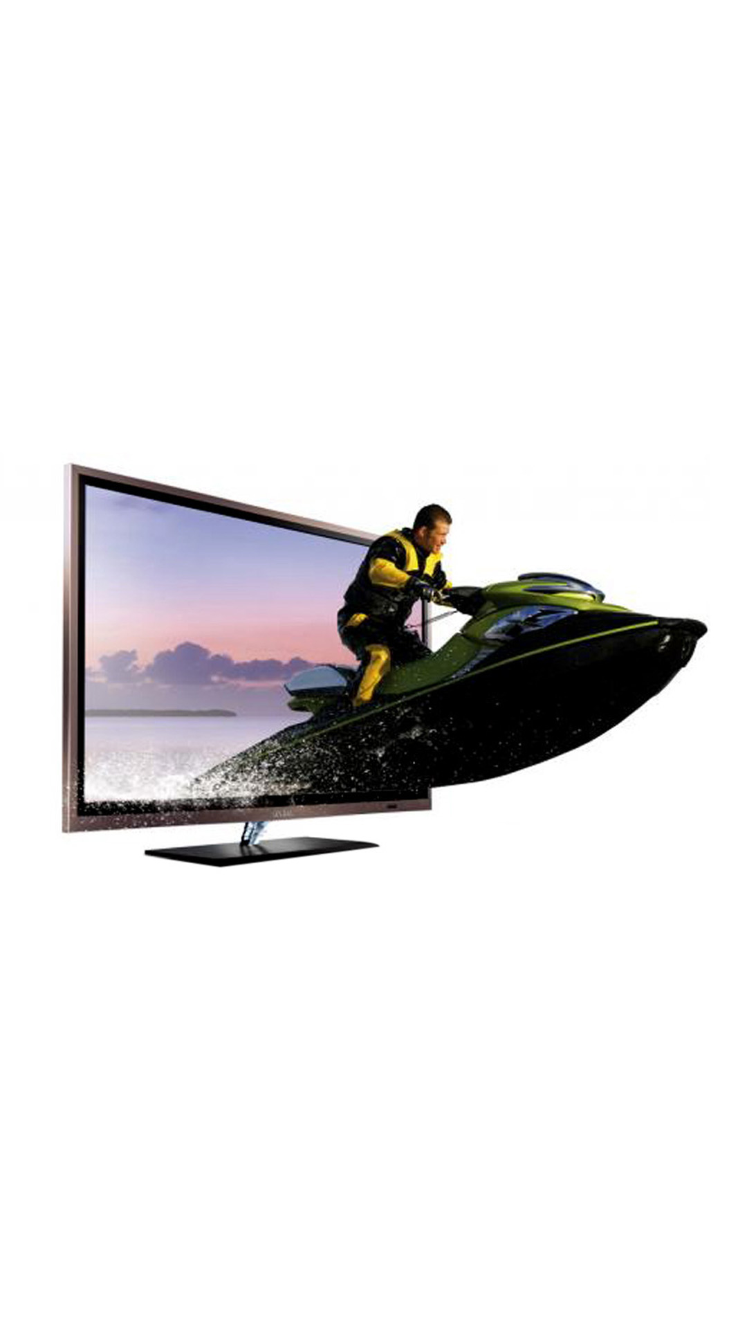 Onida LEO40FC3D 101.6 cm (40) LED TV (Full HD)