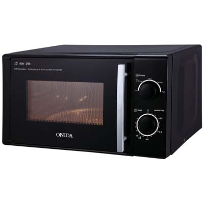 Onida 20 L Solo Microwave Oven MO20SMP11B