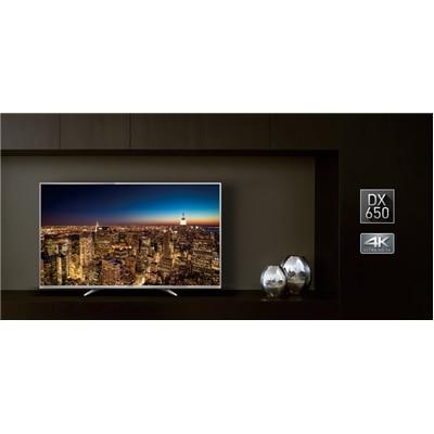 "Panasonic 124.46 cm (49"") 4K (Ultra HD) Smart LED TV VIERA TH-49DX650D"